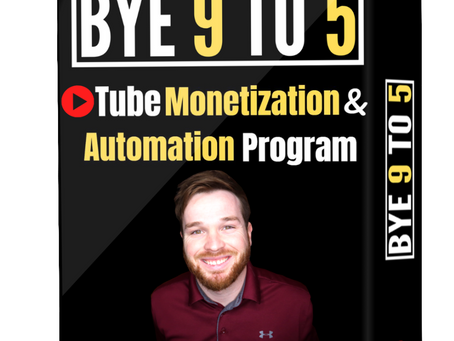 Bye 9 to 5 Jordan Mackey -YouTube Course Review.