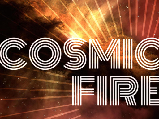 Cosmic Fire Podcast: What's Reality?