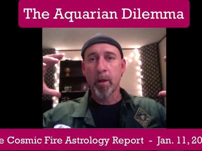 The Aquarian Dilemma: Mars-Uranus and New Moon-Pluto
