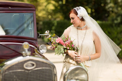 Bride with Model A