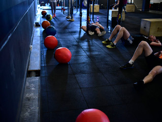How many CrossFit sessions should I do ?