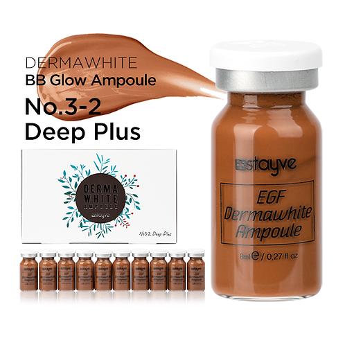 Stayve BB No.3-2 Deep Plus Glow Meso Kalıcı Fondöten Tekli Flakon 8ml