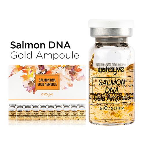 Stayve Somon DNA Gold Ampül TEKLİ FLAKON 8 ML