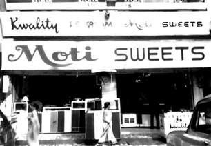 Moti Sweets 1970's