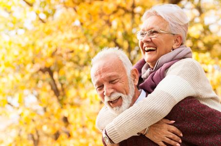 Envelhecer com saúde bucal