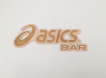 PANNEAU ASICS BAR_ASICS RUNNING LAB TOUR