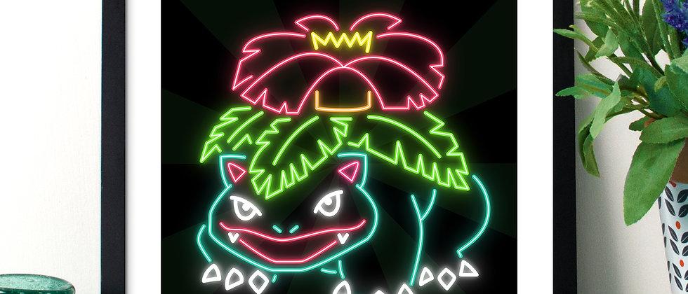 Neon Venusaur