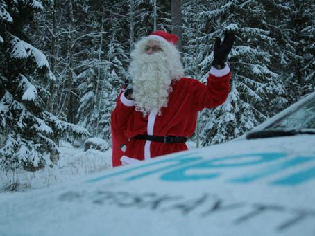 Varaa Heimo-auto nyt joulun menoihin!