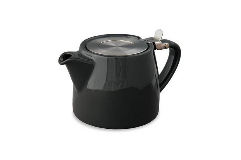 FORLIFE Stump Teapot - Charcoal