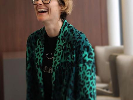 Incredible Women series: Annie Auerbach