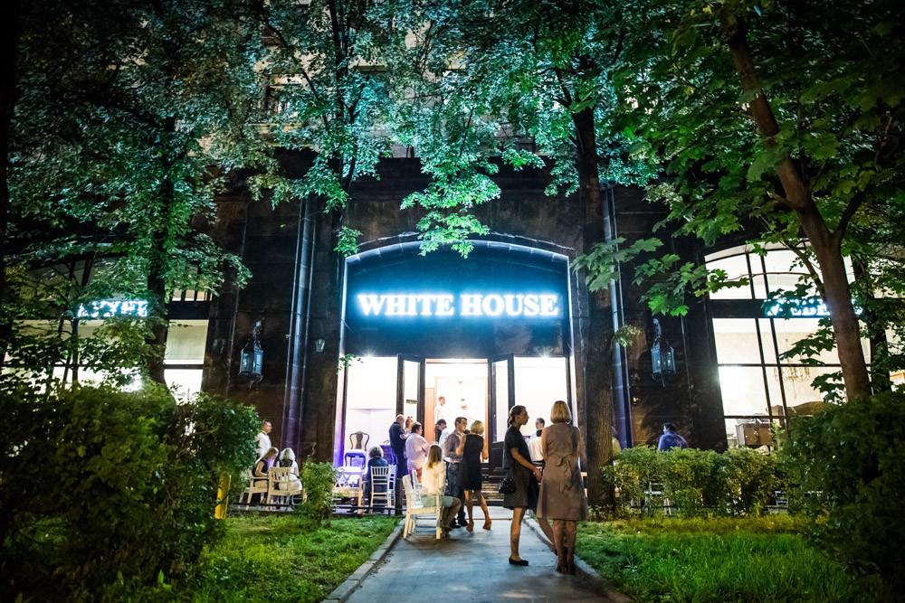 Открытие салона White House
