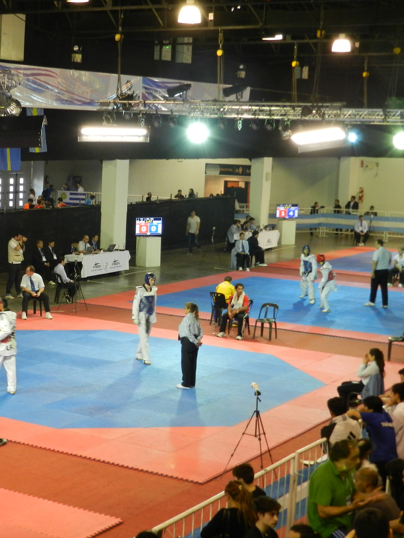 Torneo internacional de Tkd