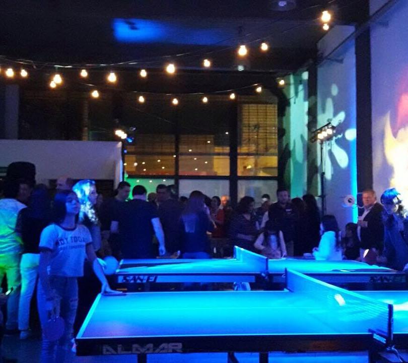 Ping pong fest