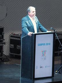Evento Rumbo a los Juegos Enard/ Cenard