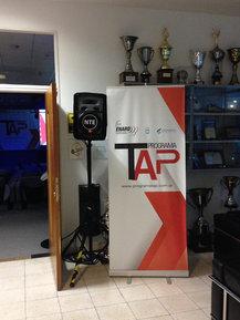 Evento Tap/ Enard