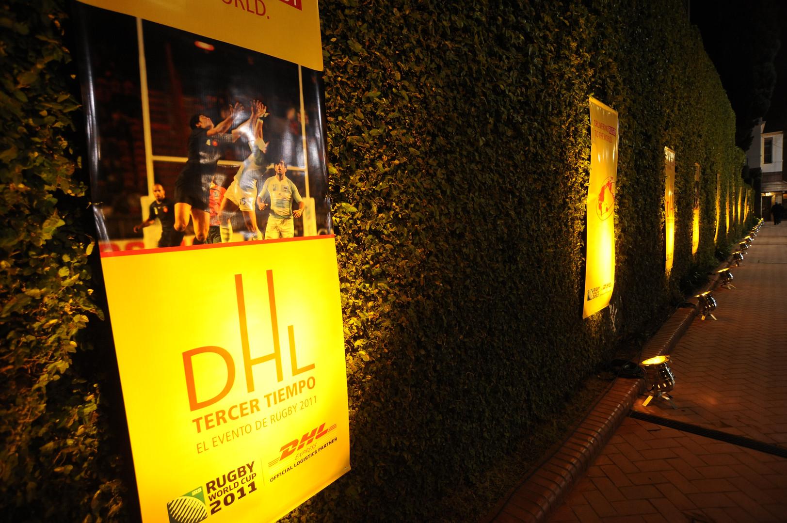 Dhl Evento Club Belgrano