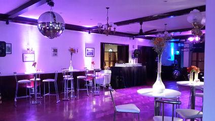 Evento Bowen Club Belgrano Athetic