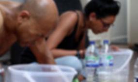 Planet Kambo frog medicine ceremony London