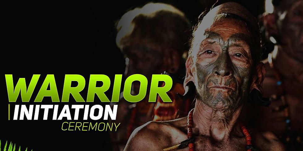 The Kambo Warrior Initiation Ceremony