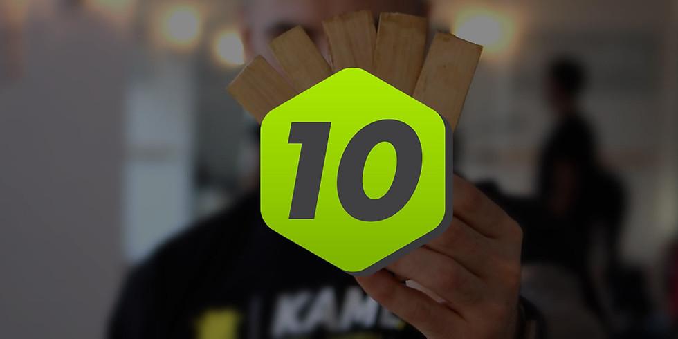 10 Kambo Treatments Package