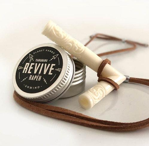 Revive Rapéh + Tomahawk Pipe