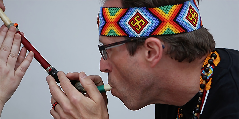 Spirit of Tobacco - Rapéh Meditation Workshop