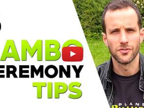 KAMBO TRAINING | Top 5 Frog Medicine Ceremony Tips