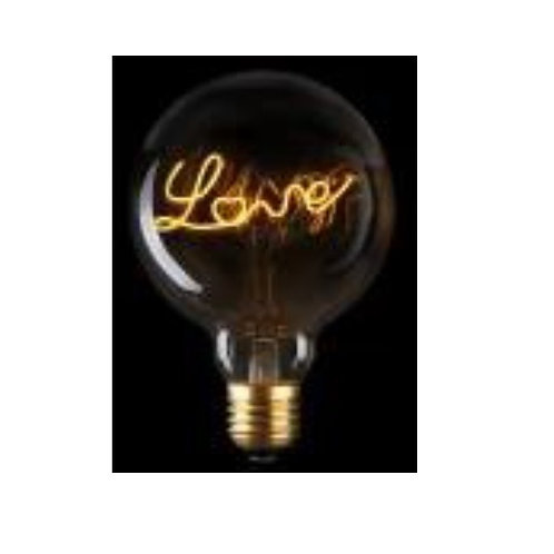 ONOPO Filament Deco Bulbs: OBFL125