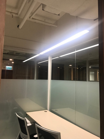 Co-work space in HK