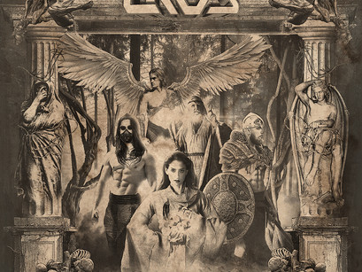 EROS: Band releases the cover  graphic of new single, to be released this weekend
