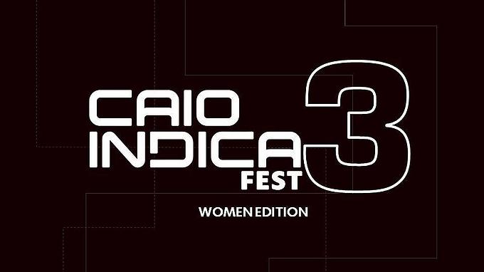 ÓDICA, BRIGHTSTORM, ANAMA e REVENGIN no cast do Caio Indica Fest 3