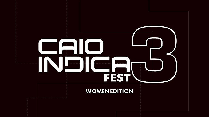 ÓDICA, BRIGHTSTORM, ANAMA & REVENGIN in the cast of Caio Indica Fest 3