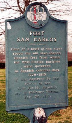 Fort San Carlos