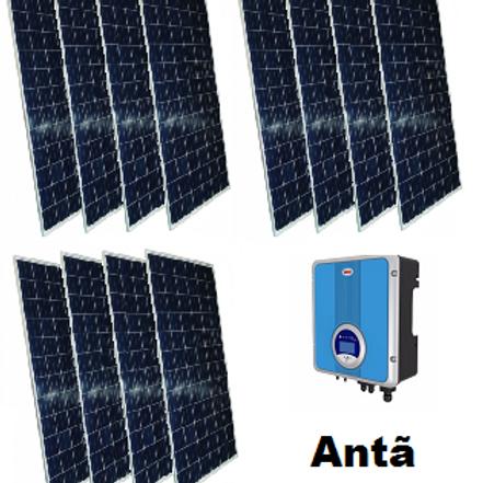 Antã  -  360kWh/mês