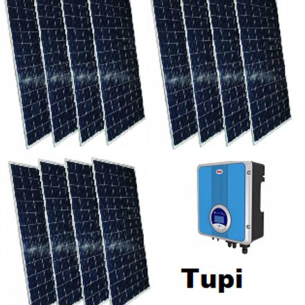 Tupi  -  420kWh/mês