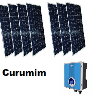 Curumim  -  210kWh/mês