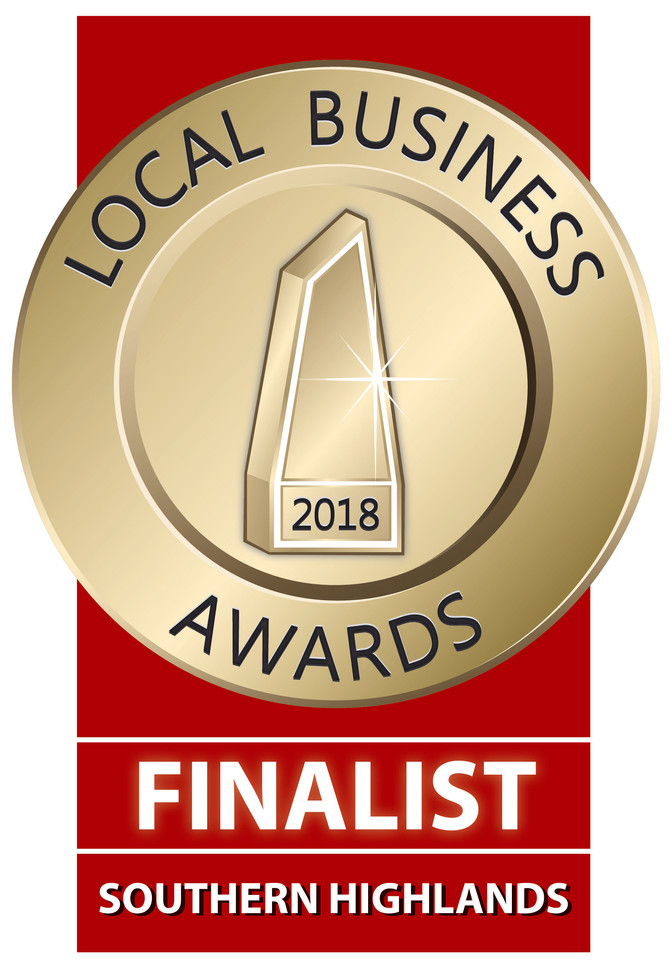 Finalists - 2018 Local Business Awards