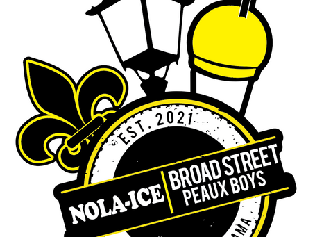 Broad Street Peaux Boy & NOLA Ice stop by for Food Truck Friday