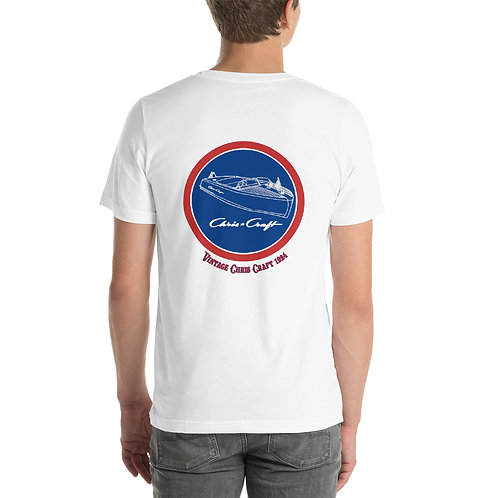 Classic Chris Craft Short-Sleeve Unisex T-Shirt