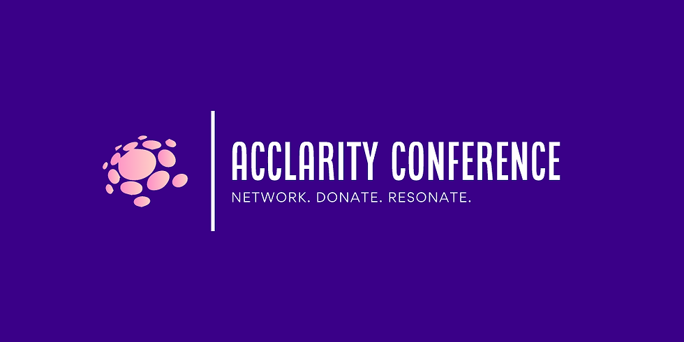 Acclarity Conference Fall Event - October 2021