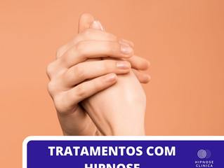 Tratamentos com HIPNOSE CLINICA