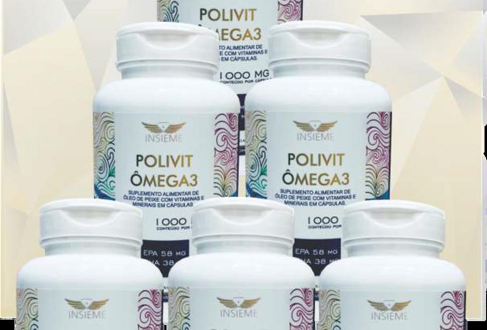 POLIVIT Combo 6 produtos