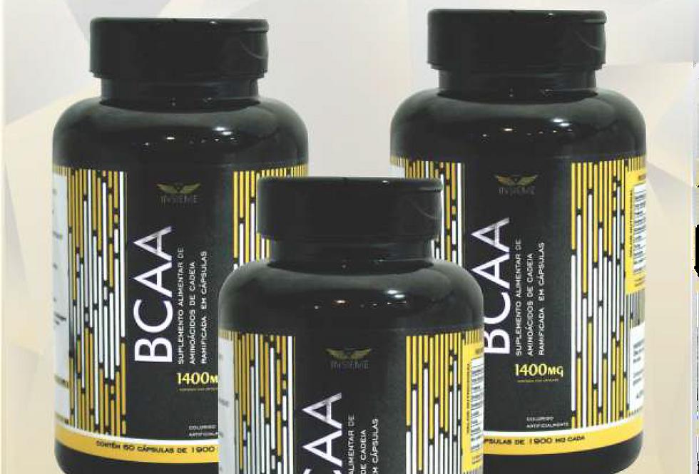 BCAA 2:1:1 Combo 3 produtos