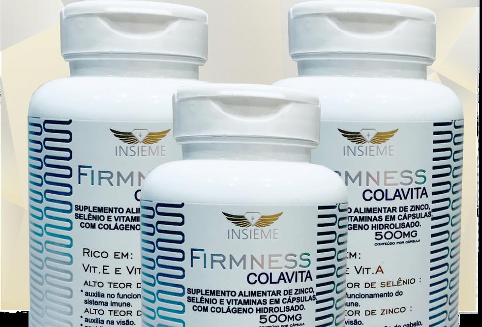 FIRMNESS COLAVITA Combo 3 produtos