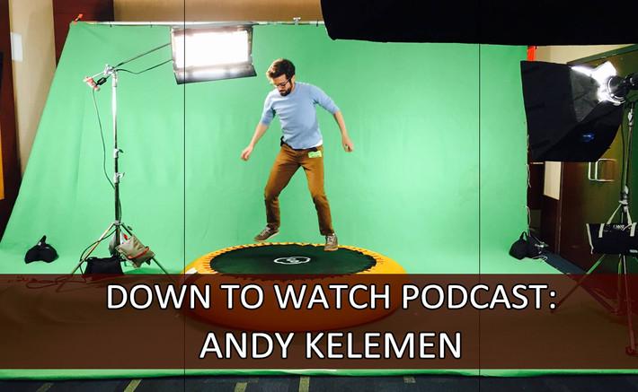Episode 45: Andy Kelemen