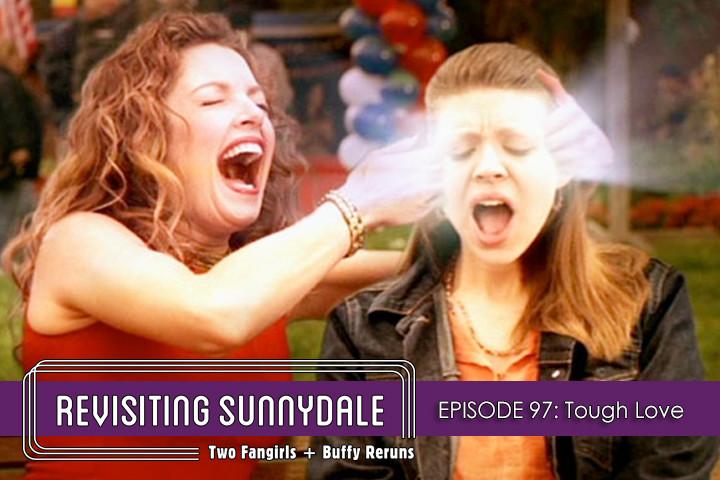 Buffy Tough Love