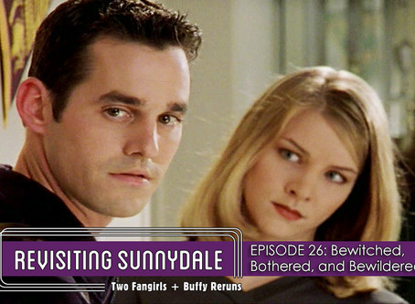 Bewitched, Bothered and Bewildered S2 E16