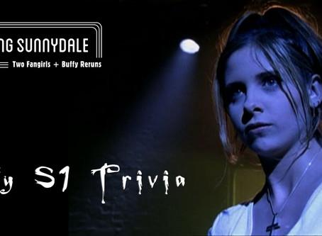 Virtual Buffy Trivia Night!