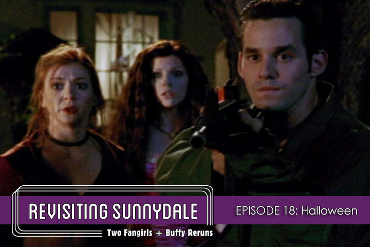 ReVisiting Sunnydale ep 18