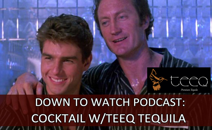 Episode 60: Cocktail w/Teeq Tequila